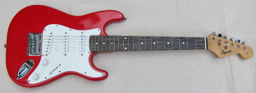 Squier Mini Stratocaster Torino Red Full View: Starcaster Electric Guitar Wiring Diagram At Executivepassage.co
