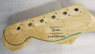 outline of new headstock photo
